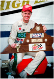 Rusty Wallace 189 Miller 400 Winner Archival Photo Poster Poster