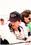 Dale Earnhardt Pocono 1990 Archival Photo Poster Posters