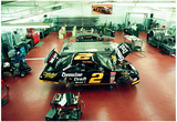 Penske Racing 1994 Archival Photo Poster Poster