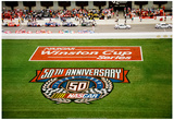 NASCAR 50th Anniversary Archival Photo Poster Photo