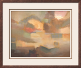 Prelude Framed Giclee Print by Nancy Ortenstone