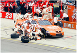 Tony Stewart Pit Stop Archival Photo Poster Lámina