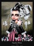 Angora Affiche par Angelina Wrona