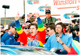 Jeff Gordon 1997 Daytona 500 Archival Photo Poster Posters