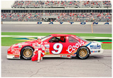 Bill Elliott Archival Photo Poster Prints