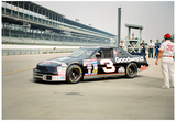 Dale Earnhardt Indianapolis Photo Poster Photo