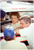Rusty Wallace 1980 Archival Photo Poster Photo