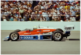 Rick Mears 1979 Indianapolis 500 Winner Archival Photo Poster Poster