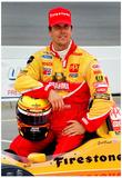 Scott Pruett Indycar Archival Photo Poster Print