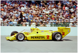 Al Unser 1979 Indianapolis 500 Archival Photo Poster Prints