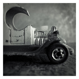 Matchbox Billy Car Art by Jean-Fran&#231;ois Dupuis