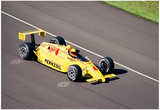 Rick Mears 1989 Indianapolis 500 Archival Photo Poster Print