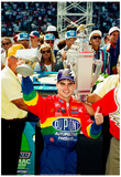 Jeff Gordon 1994 Brickyard 400 Archival Photo Poster Láminas