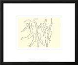 Trois Danseuses, c.1924 Prints by Pablo Picasso