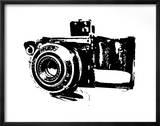 Kamera Kunstdrucke von Kyle & Courtney Harmon