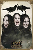 Ozzy Osbourne Crows Photo