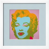 Marilyn Monroe, 1967 (pale pink) Prints by Andy Warhol