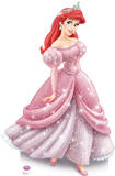 Princess Ariel Sparkle - Little Mermaid DisneyLifesize Standup Poster Stand Up