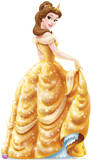 Princess Belle Sparkle - Beauty and the Beast Disney Lifesize Standup Poster Stand Up