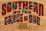 Lynyrd Skynyrd Southern By the Grace of God Prints