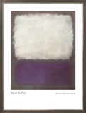 Blue and Grey, c.1962 Art by Mark Rothko
