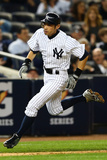 New York, NY - October 1: New York Yankees v Boston Red Sox - Ichiro Suzuki Photographic Print by  Elsa