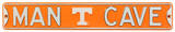 Man Cave Tennessee Vols Steel Sign Wall sign