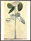 Woman/Flower, 1946 Print by Pablo Picasso