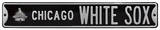 Chicago White Sox Ave WS 2005 Steel Sign Wall Sign