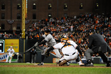 Baltimore, MD - October 08: New York Yankees v Baltimore Orioles - Ichiro Suzuki Photographic Print by Patrick McDermott