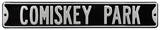 Comiskey Park Steel Sign Wall Sign