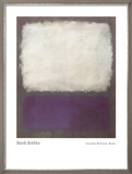 Blue and Grey, c.1962 Prints by Mark Rothko