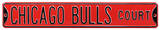 Chicago Bulls Ct Steel Sign Wall Sign