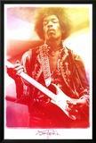 Jimi Hendrix Legendary Music Poster Print Prints