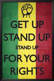 Get Up-Stand Up Prints