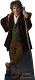 Bilbo Baggins - The Hobbit Movie Cardboard Stand Up Cardboard Cutouts