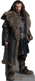 Thorin Oakenshield - The Hobbit Movie Lifesize Standup Cardboard Cutouts