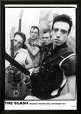 The Clash à Mogador, Paris, 1981 Posters