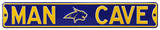 Man Cave Montana State Steel Sign Wall Sign