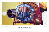 Sunshot, c.1985 Lámina coleccionable por James Rosenquist