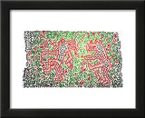 Untitled, 1981 Posters by Keith Haring