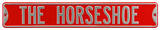 The Horshoe Ohio State Steel Sign Wall Sign