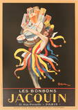 Jacquin Prints by Leonetto Cappiello