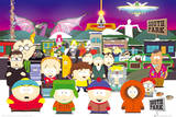 South Park-Group Prints