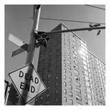 Dead End Photographic Print by Evan Morris Cohen