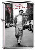 James Dean Street - High Polish Chrome Zippo Lighter Lighter
