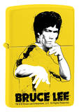 Bruce Lee Yellow Suit - Lemon Zippo Lighter Lighter