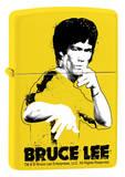 Bruce Lee Yellow Suit - Lemon Zippo Lighter Lighter