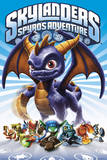 Skylanders-Spyro Poster