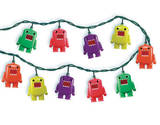 Domo Party Lights Prints